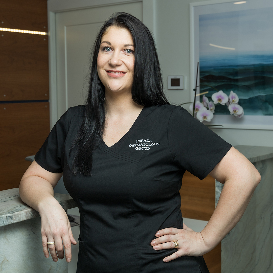 Jasmine Nadeau, Licensed Esthetician and Certified Aesthetic Consultant