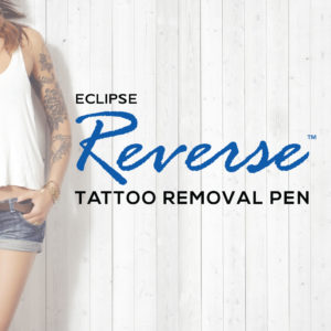 Eclipse Reverse™ Tattoo Removal Pen